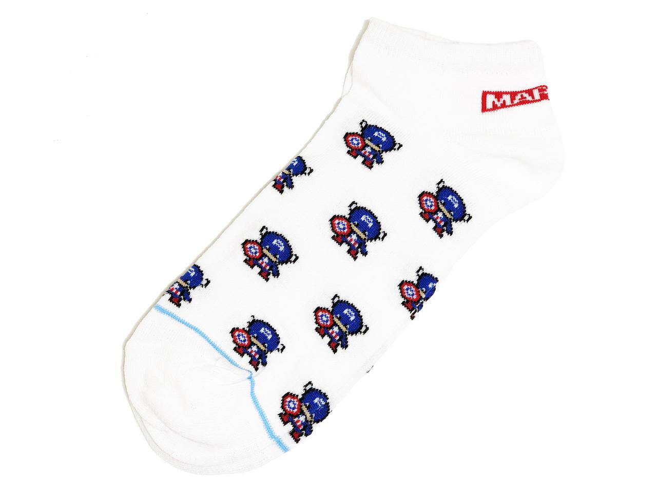 Носки Rock'n'socks Captain America  короткие