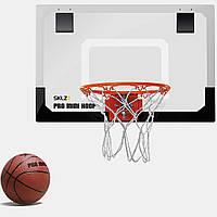 Мини-щит баскетбольный 45х30 см SKLZ Pro Mini Hoop® с кольцом, мячеми сеткой