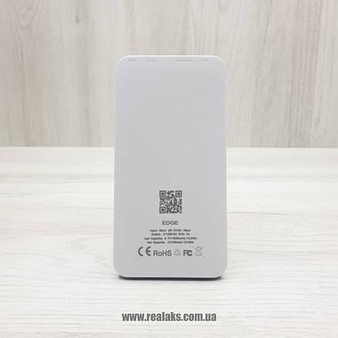 PowerBank Konfulon 5000mAh Edge (White), фото 2