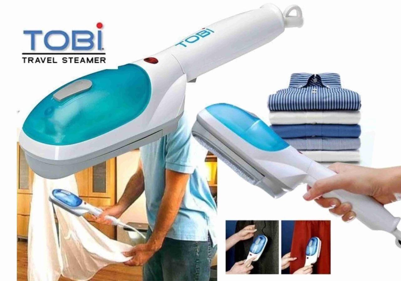 Ручной отпариватель TOBI (Steam Brush) отпариватель Тоби для одежды паровой утюг