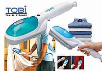 Ручной отпариватель TOBI (Steam Brush) отпариватель Тоби для одежды паровой утюг, фото 1