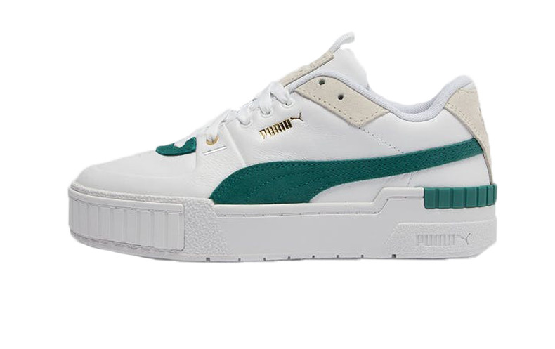 Женские кроссовки Puma Cali Sport Heritage White/Teal