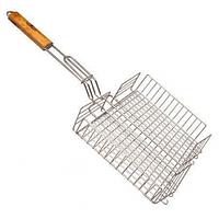Решетка-гриль для барбекю маленькая - 30x25 см
