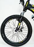 Велосипед спортивный S300 Blast New 20 дюймов, фото 9