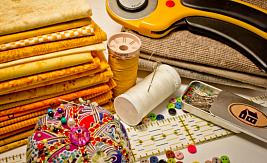 Инструменты для пэчворка и квилтинга
