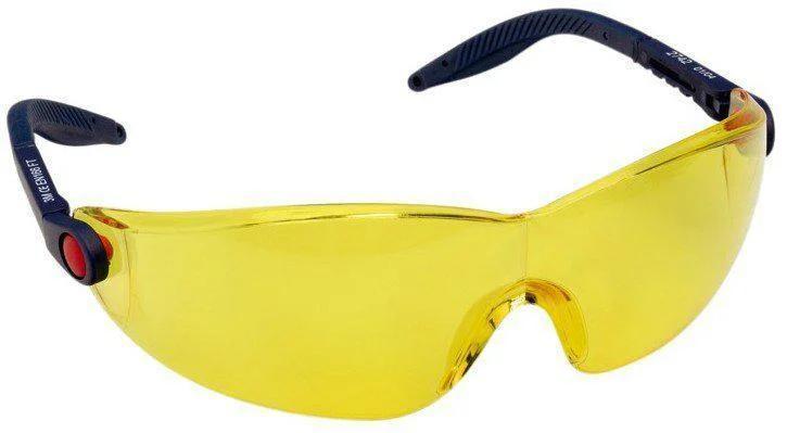 Защитные очки 3M 2822 PC поликарбонат, желтые