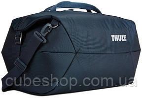 Дорожная сумка Thule Subterra Weekender Duffel 45L Mineral (темно-синяя)