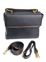 Женская кожаная сумка 80921 Black купить женскую кожаную сумку недорого Одесса 7 км, фото 1