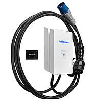OnCharger Type2 32A WIFI NFC Зарядная станция для электромобилей (OC1P-32A-Type2)