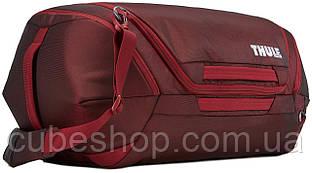 Дорожная сумка Thule Subterra Weekender Duffel 60L Ember (красная)