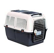 Переноска БРАККО ТРЕВЕЛ 4 BRACCO TRAVEL 4, IATA, для собак весом до 25 кг, 70 х 50 х 51,5 см