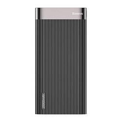 Додатковий акумулятор 20000 mAh Baseus Parallel Quick Charge 3.0 Type-C 18W Black