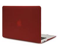 Накладка Matte Hard Shell Case for MacBook Air 13 (2018-2020) A1932 - Marsala