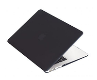 Накладка Matte Hard Shell Case for MacBook Air 13 (2018-2020) A1932 - Black