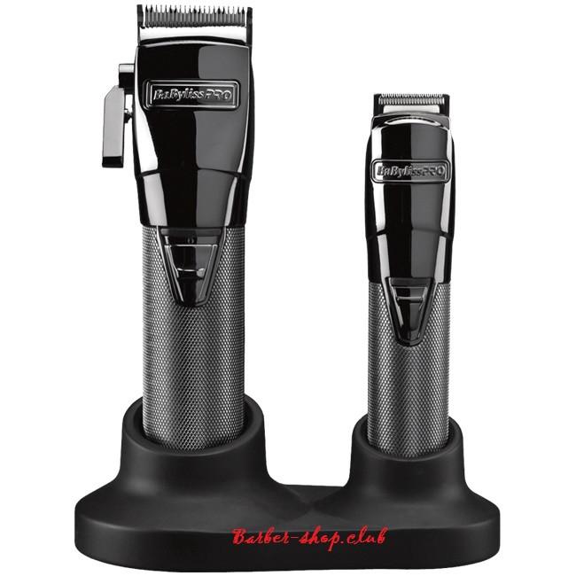 Професійний набір для стрижки волосся BaByliss PRO FX8705E GunSteel