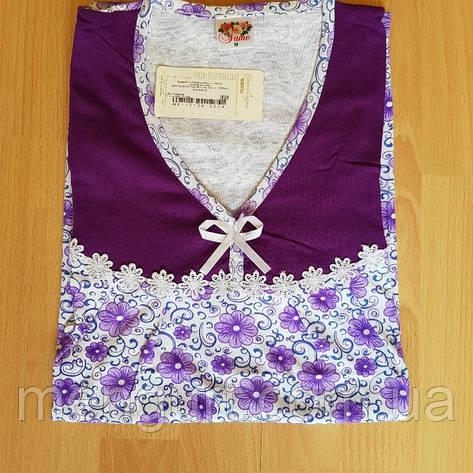 Женская сорочка без  рукава Samo, фото 2