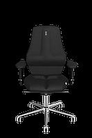 Антибактериальное кресло KULIK SYSTEM NANO Черное 1605, КОД: 1335547