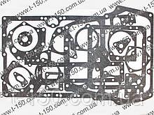 Набор прокладок КПП Т-150Г (гусеничный), паронит 1,5 мм