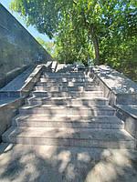 Гранитные ступени/Granite steps