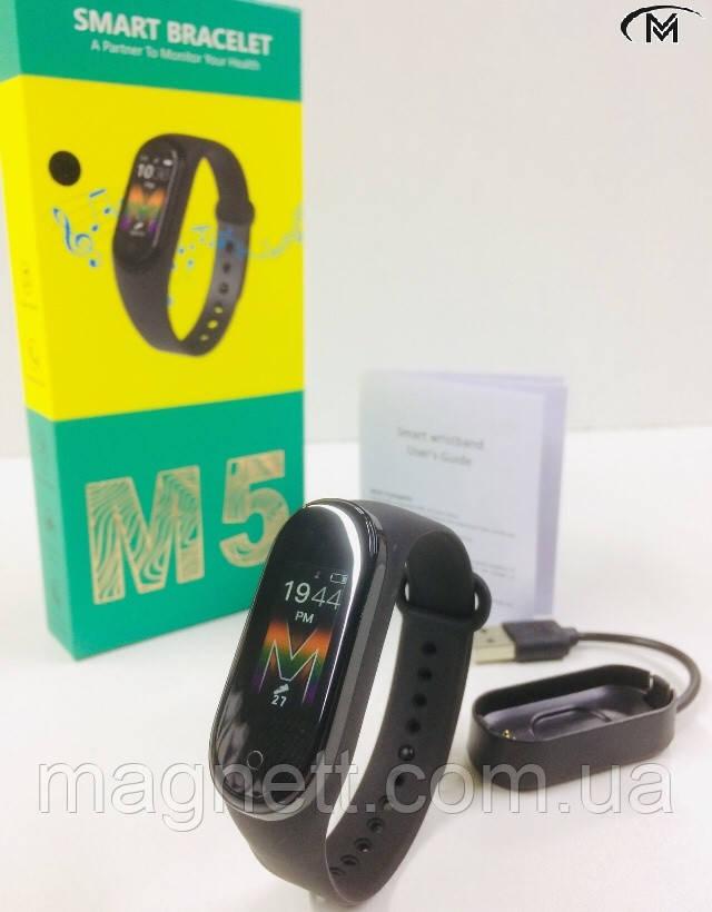 Фітнес браслет Smart Band M5 розумні Смарт годинник