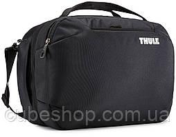 Дорожная сумка для ручной клади Thule Subterra Boarding Bag Black (черная)