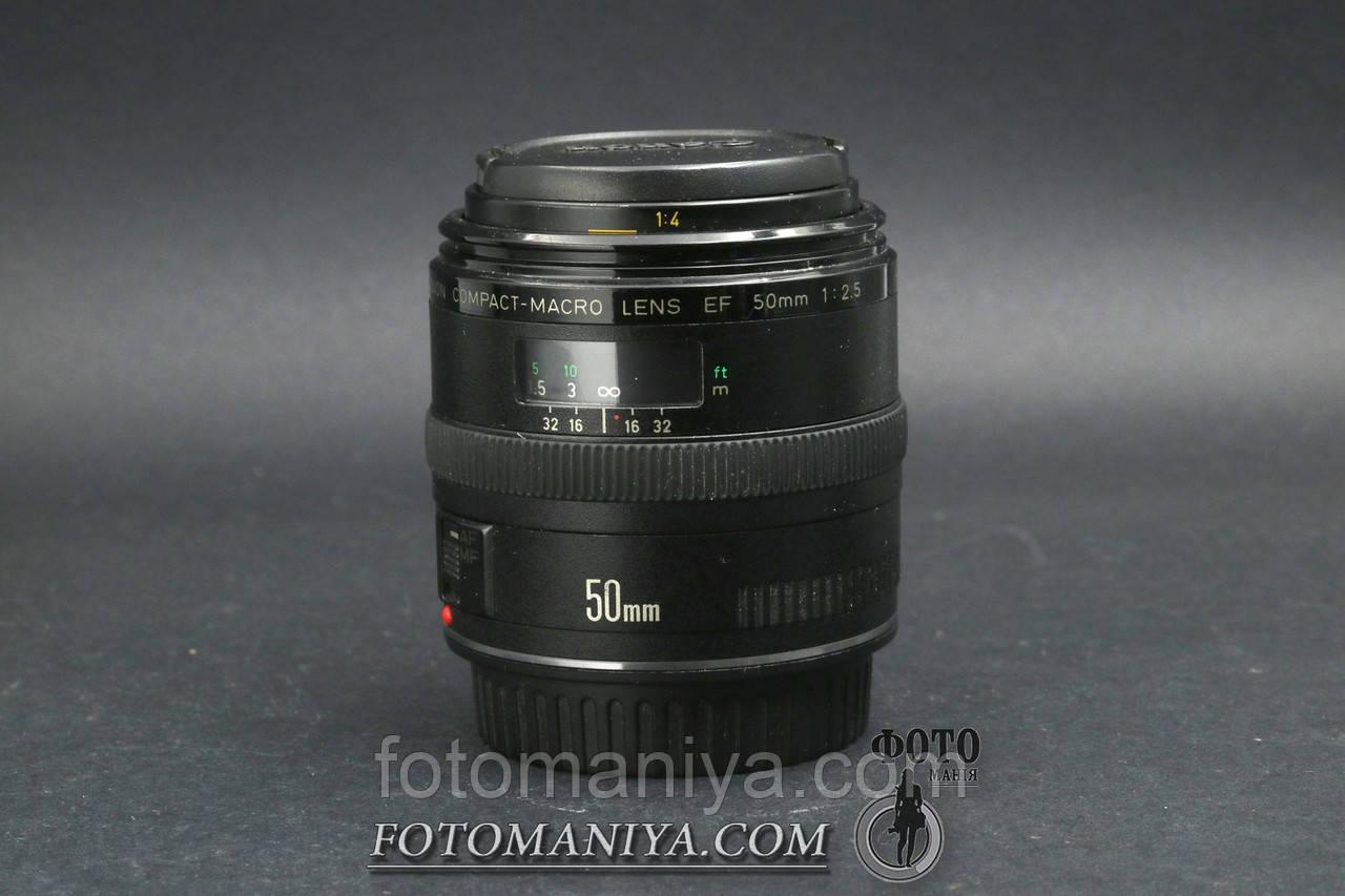 Canon EF Compact-Macro 50mm f2,5