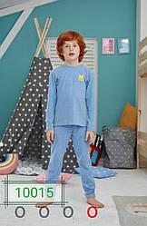 Детская пижама для мальчика турецкого производства с 4 до 11 лет