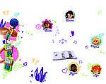 """Конструктор JVToy Скринька для подружок"""", серія """"Нові друзі"""" арт. 18009, фото 3"""