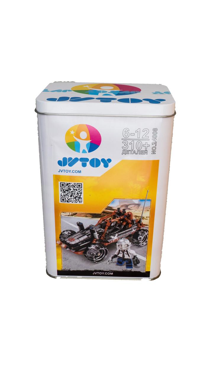 """Конструктор JVToy """"Пустельний баггі"""", серія """"Чудове місто"""" арт. 24008"""