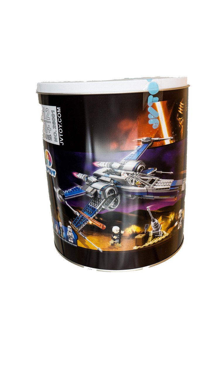 """Конструктор JVToy """"Зоряний винищувач"""", серія """"Зоряні пригоди"""" арт. 26001"""
