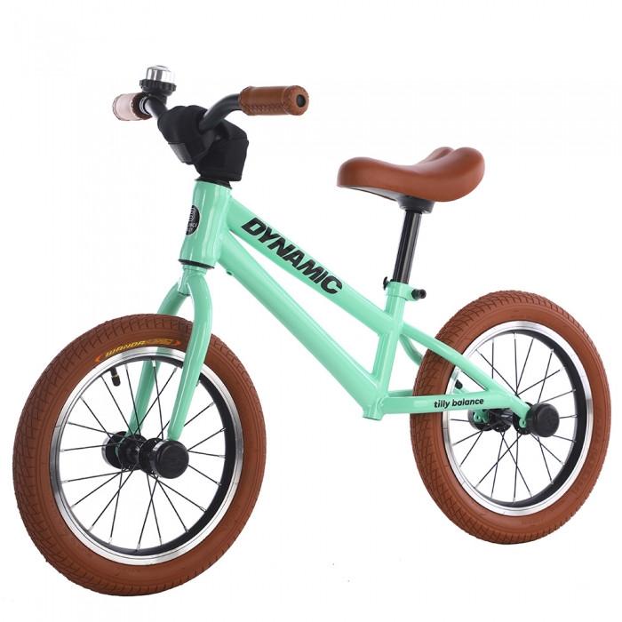 Детский беговел BALANCE TILLY 14 Dynamic T-212519 Green Гарантия качества Быстрота доставки