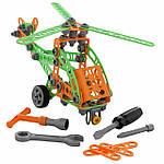 """Конструктор """"Винахідник"""" - """"Гелікоптер №1"""" (130 елементів) (у пакеті) 55026, фото 3"""