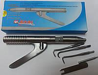 Коронкосниматель стоматологический с тремя насадками (автоматический)