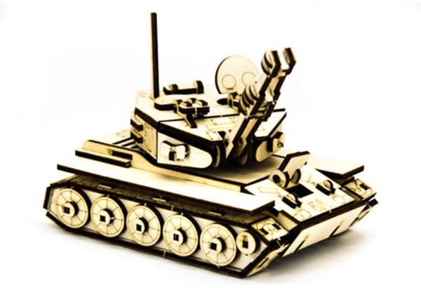Конструктор Танк М-60