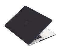 Накладка Matte Hard Shell Case for MacBook Air 13 (2012-2017) A1466 - черный Black