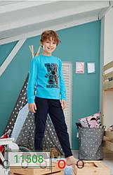 Пижама для мальчика турецкого производства с 4 до 11 лет