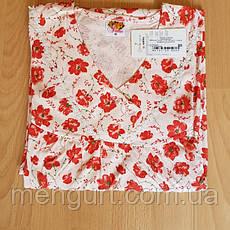 Женская сорочка с короткими  рукавами Samo, фото 3