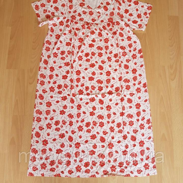 Женская сорочка с короткими  рукавами Samo