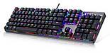 Клавиатура с подсветкой Keyboard KR-6300, фото 2
