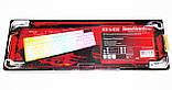 Клавиатура с подсветкой Keyboard KR-6300, фото 6