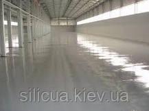 Полиуретановая двухкомпонентная краска для бетона Polisil (1кг) Силик, фото 2