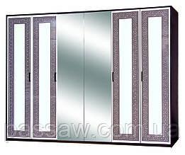 Шкаф 6Д Бася Олимпия