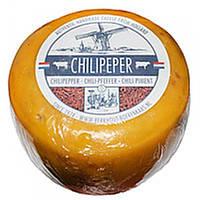 Сыр Berkhout Chilipeper Cheese, 445 г (Голландия)