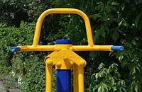 Уличный тренажер для мышц бедра RM-05, фото 1