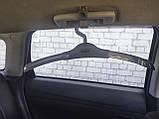Плечики автомобильные, вешалка универсальная в автомобиль для рубашки, пиджака, куртки, фото 3
