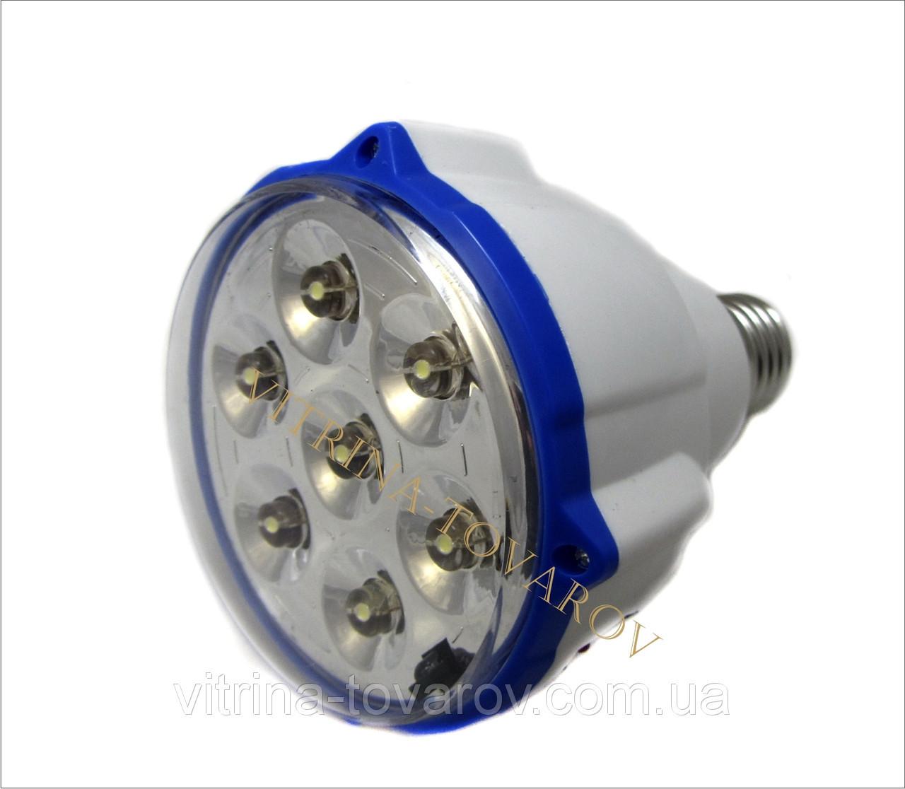 Універсальна світлодіодна лампа-ліхтар з акумулятором і пультом