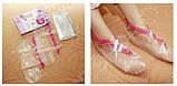 Шкарпетки SOSU для пілінгу і педикюру | Педикюрні шкарпетки Смокчу, фото 4