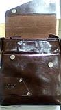 Мужская сумка POLUO BULUO? коричневая, фото 2