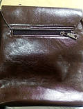 Чоловіча сумка POLO BULUO? коричнева, фото 3