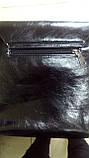 Чоловіча сумка POLO BULUO, чорна, фото 3